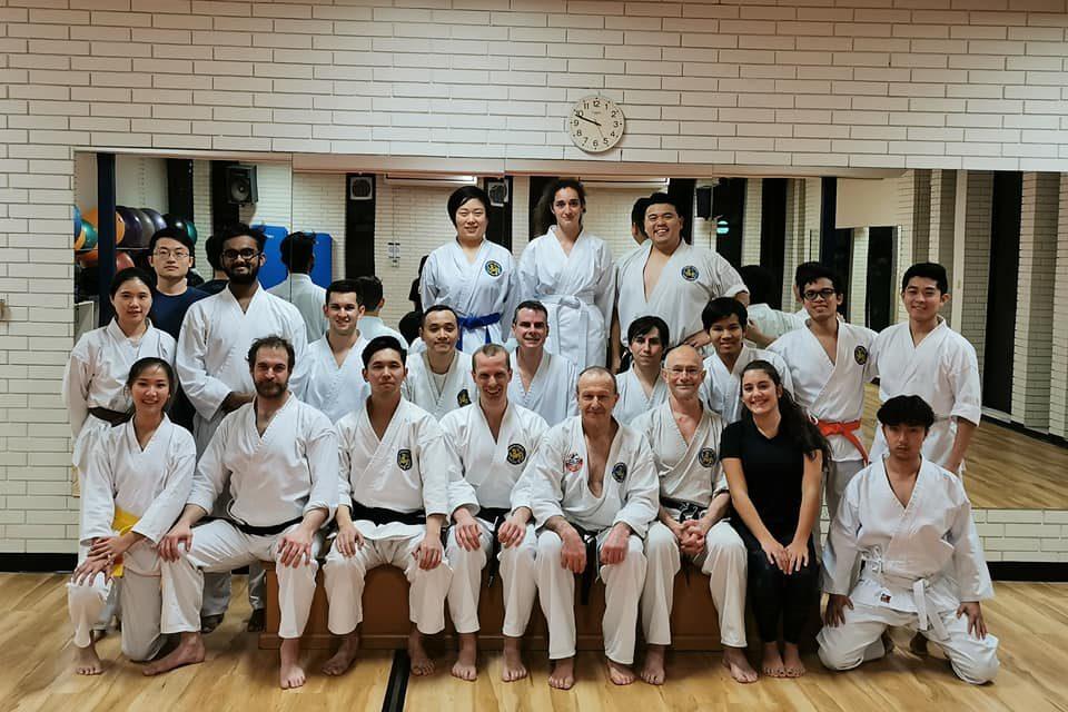 Melbourne University Karate Club